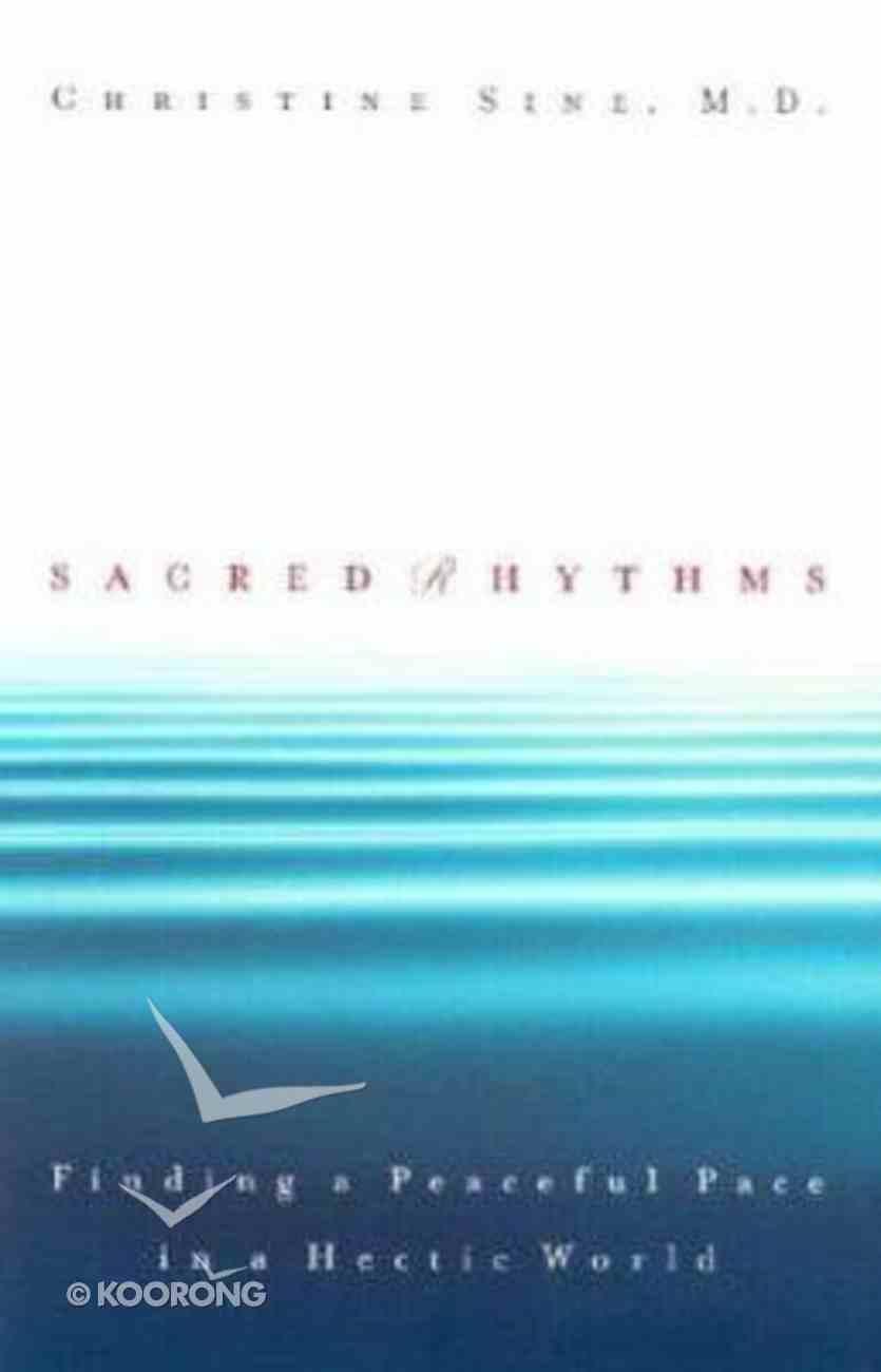 Sacred Rhythms Paperback