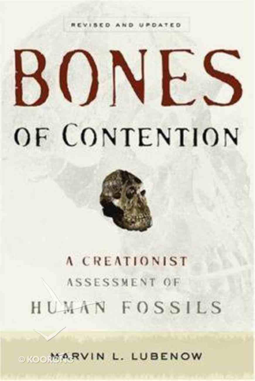 Bones of Contention (& 2004) Paperback