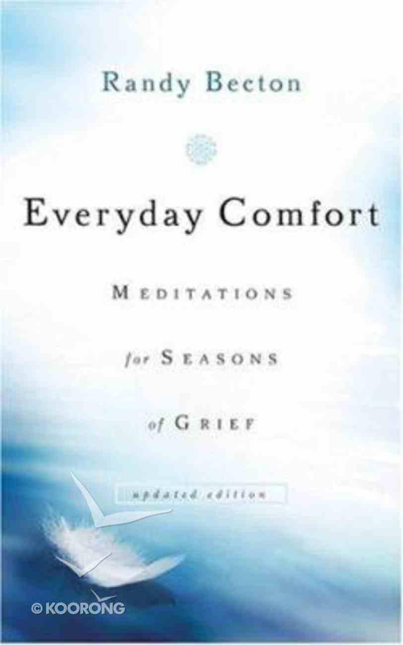 Everyday Comfort Paperback
