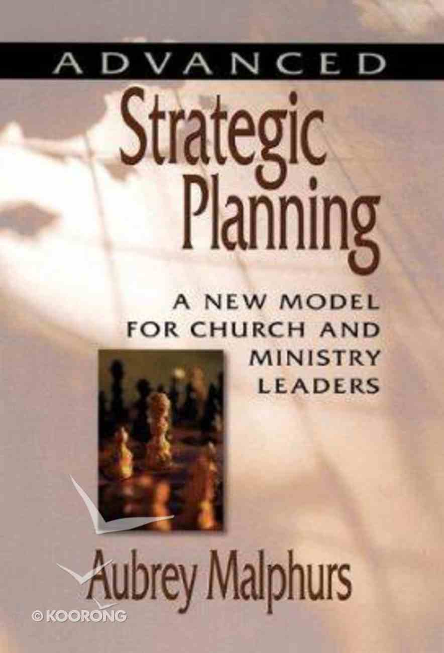 Advanced Strategic Planning Paperback