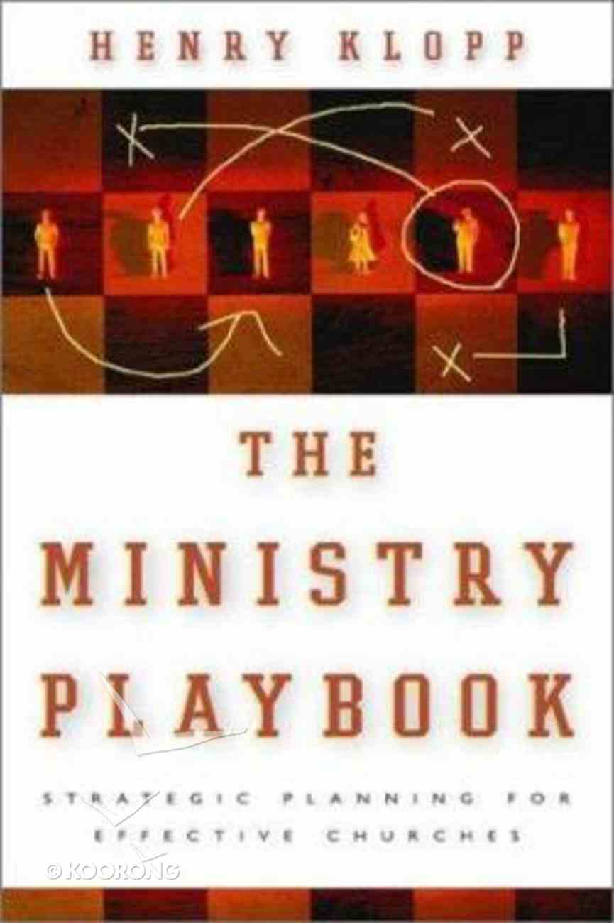 The Ministry Playbook Paperback