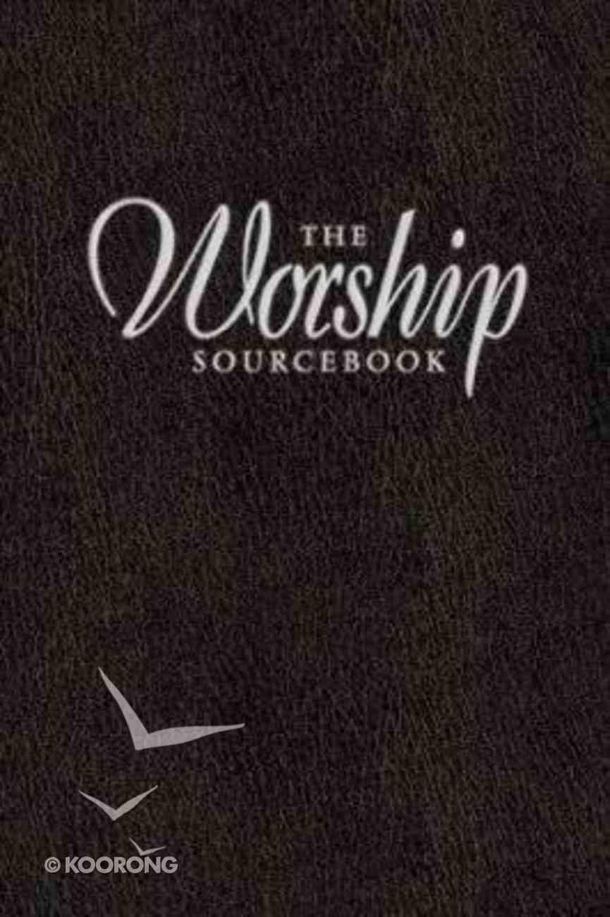 The Worship Sourcebook Hardback