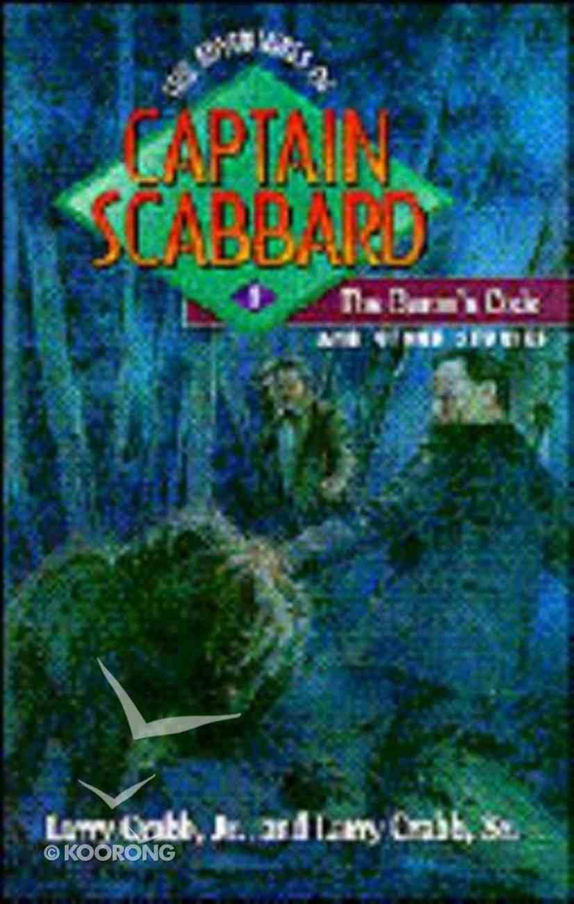 Adventures of Captain Scabbard Bk1: Barons Code Paperback