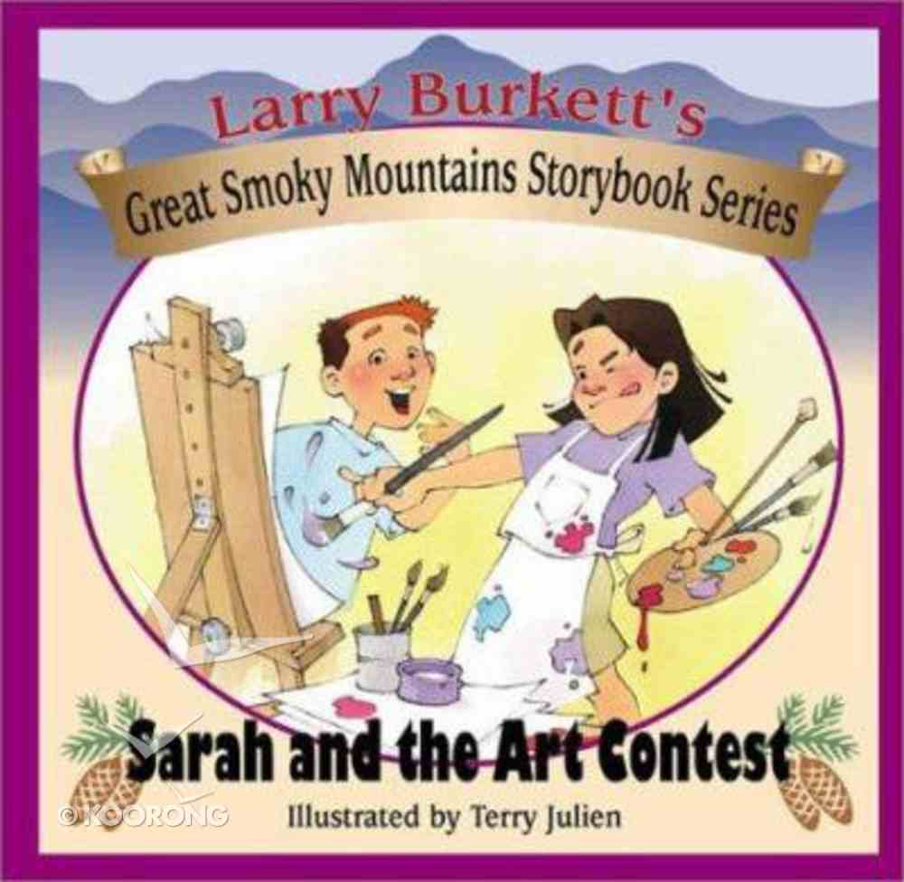 Great Smoky Mountains Storybook Sarah and the Art Contest Hardback