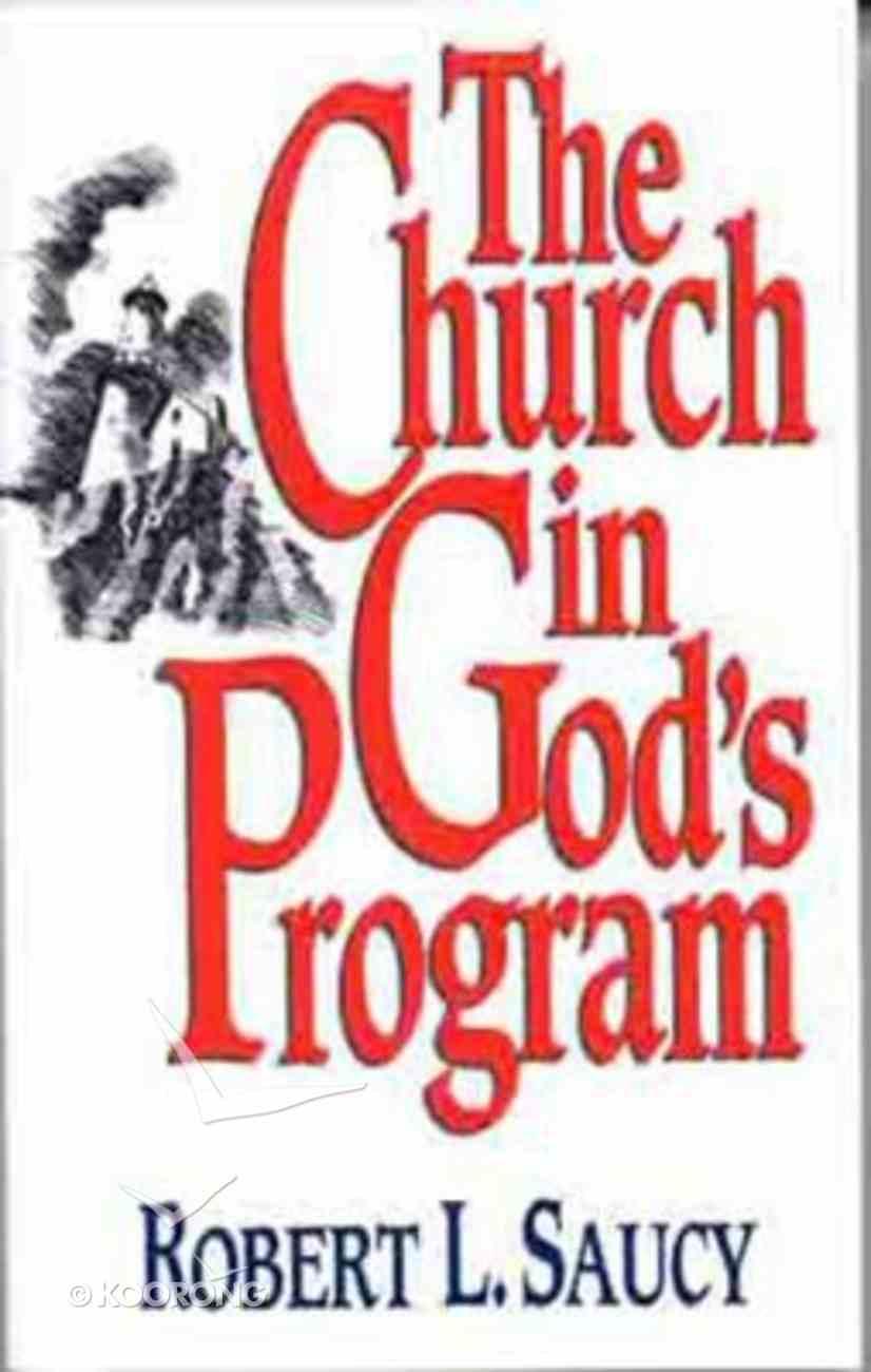 Church in God's Program Paperback
