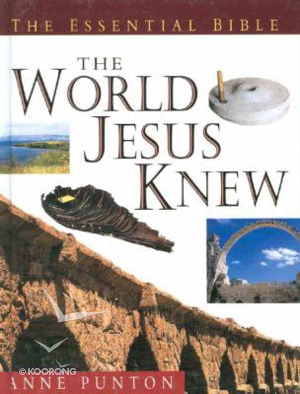 The World Jesus Knew Hardback