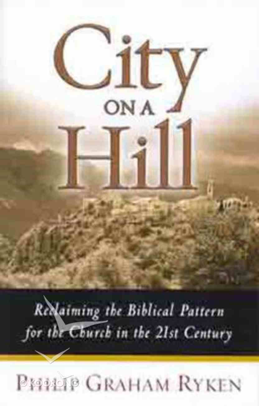 City on a Hill Paperback