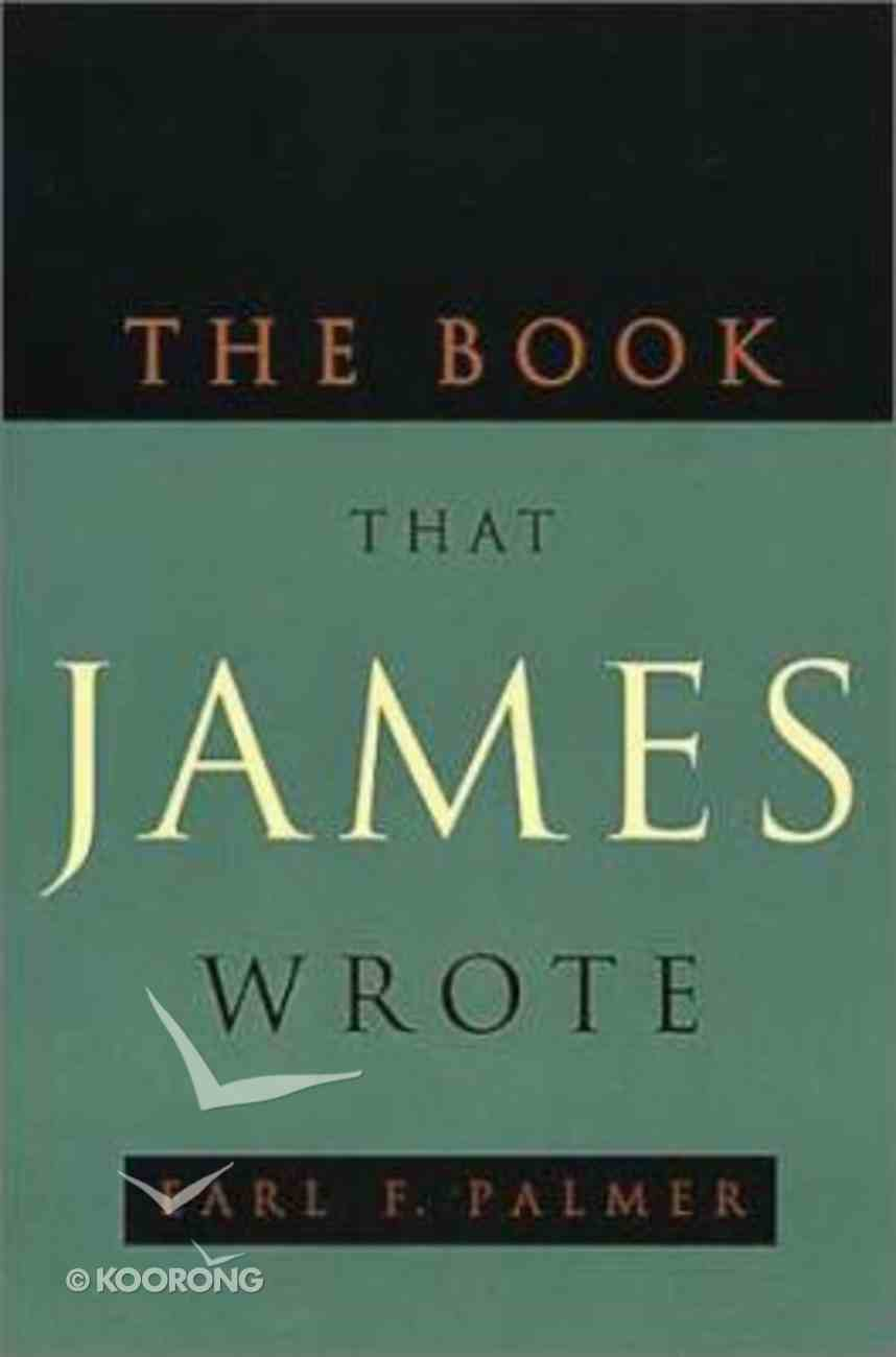 The Book That James Wrote Paperback