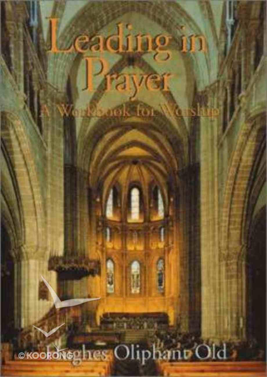 Leading in Prayer Paperback