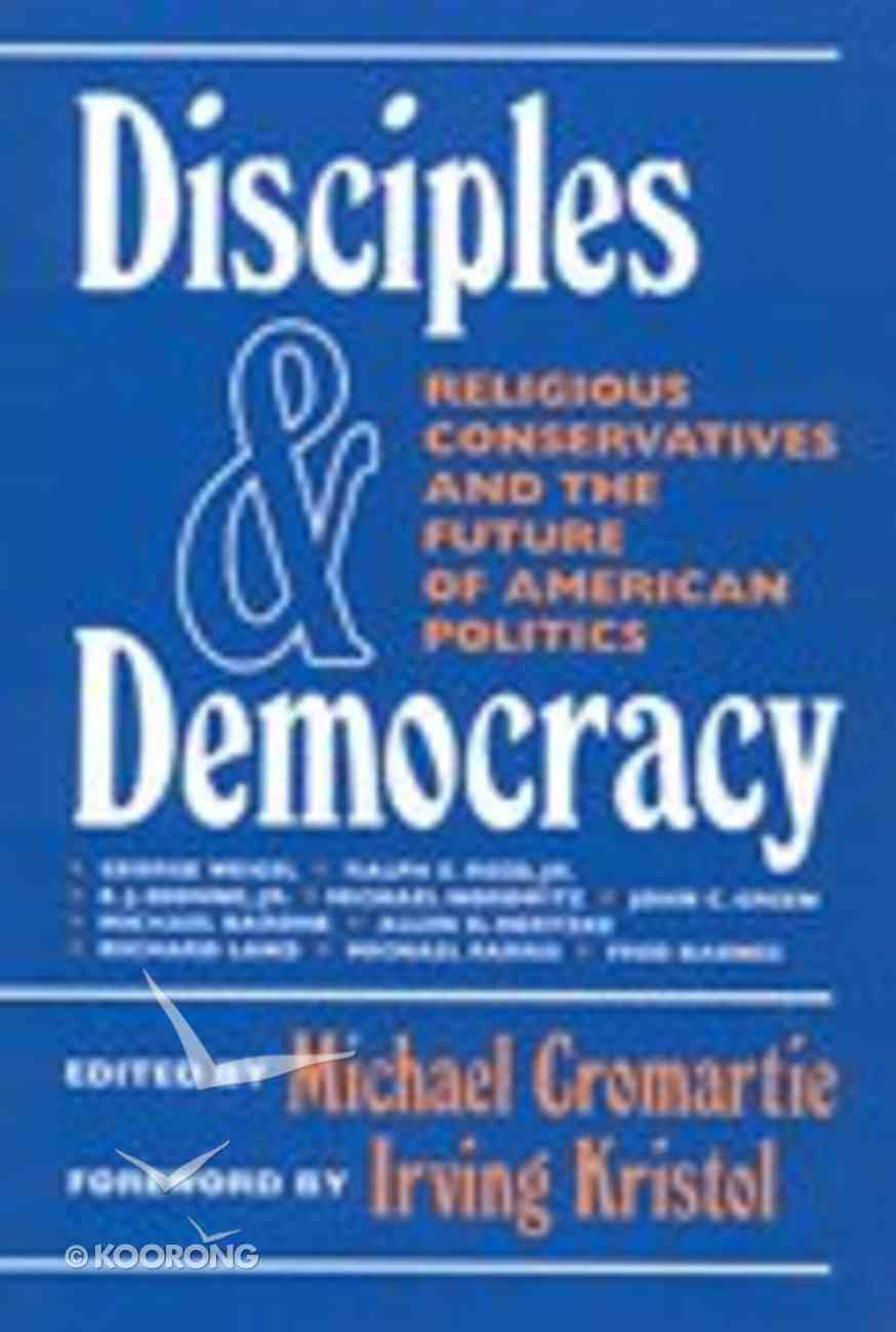 Disciplines and Democracy Paperback