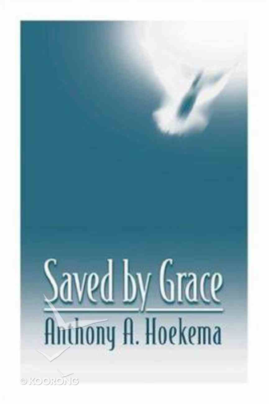 Saved By Grace Paperback
