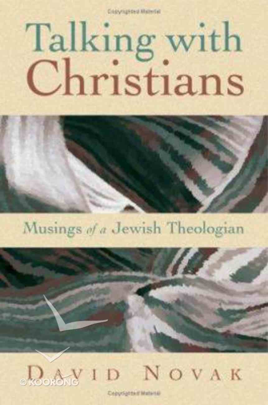 On Talking With Christians (Radical Traditions Series) Paperback