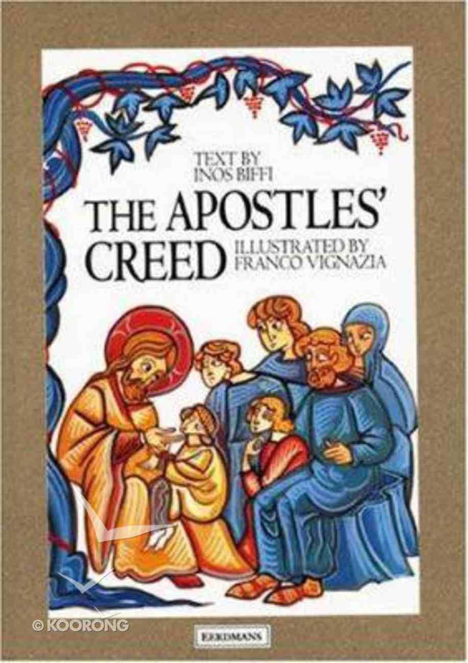 The Apostles' Creed (My First Catechism Series) Hardback