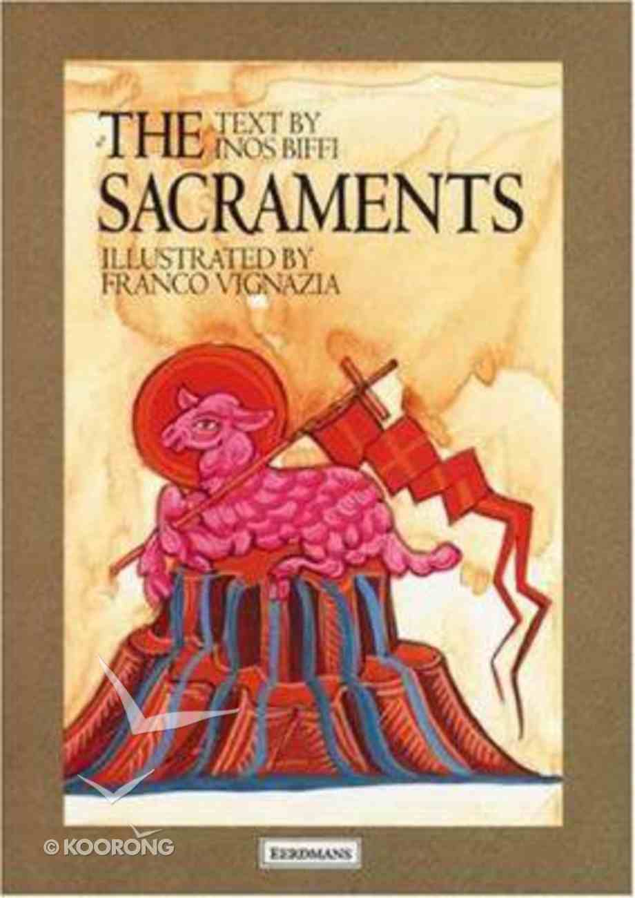 The Sacraments (My First Catechism Series) Hardback