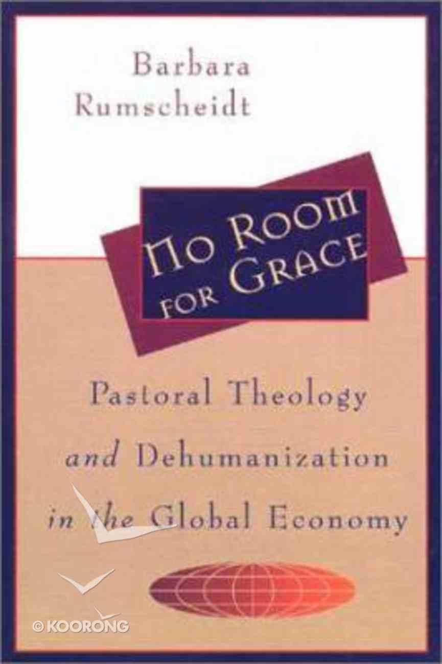 No Room For Grace Paperback