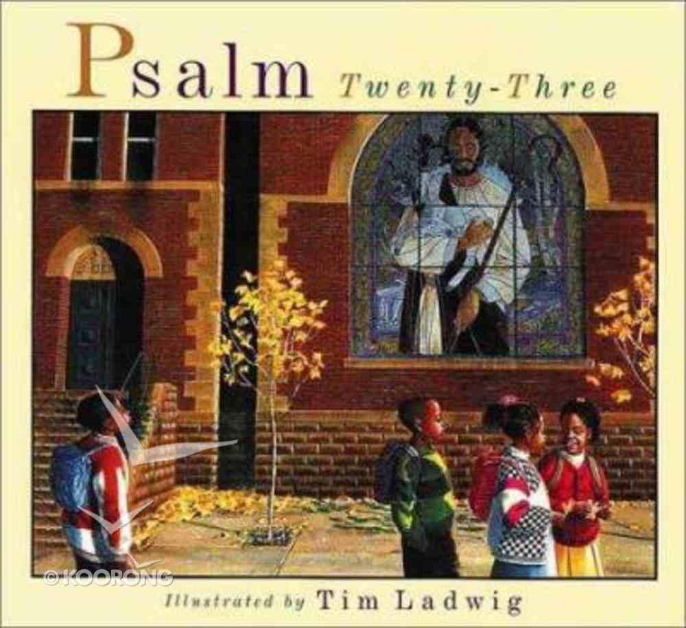 Psalm Twenty-Three Paperback