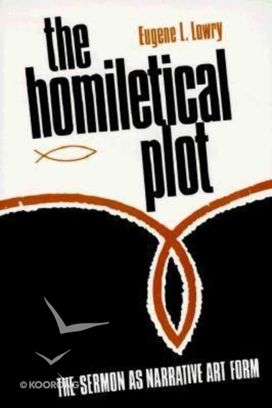 The Homiletical Plot Paperback