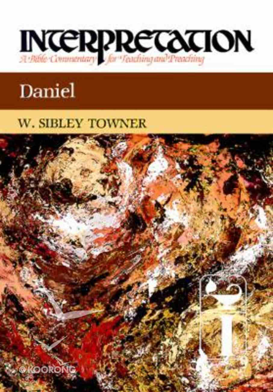 Daniel (Interpretation Bible Commentaries Series) Hardback