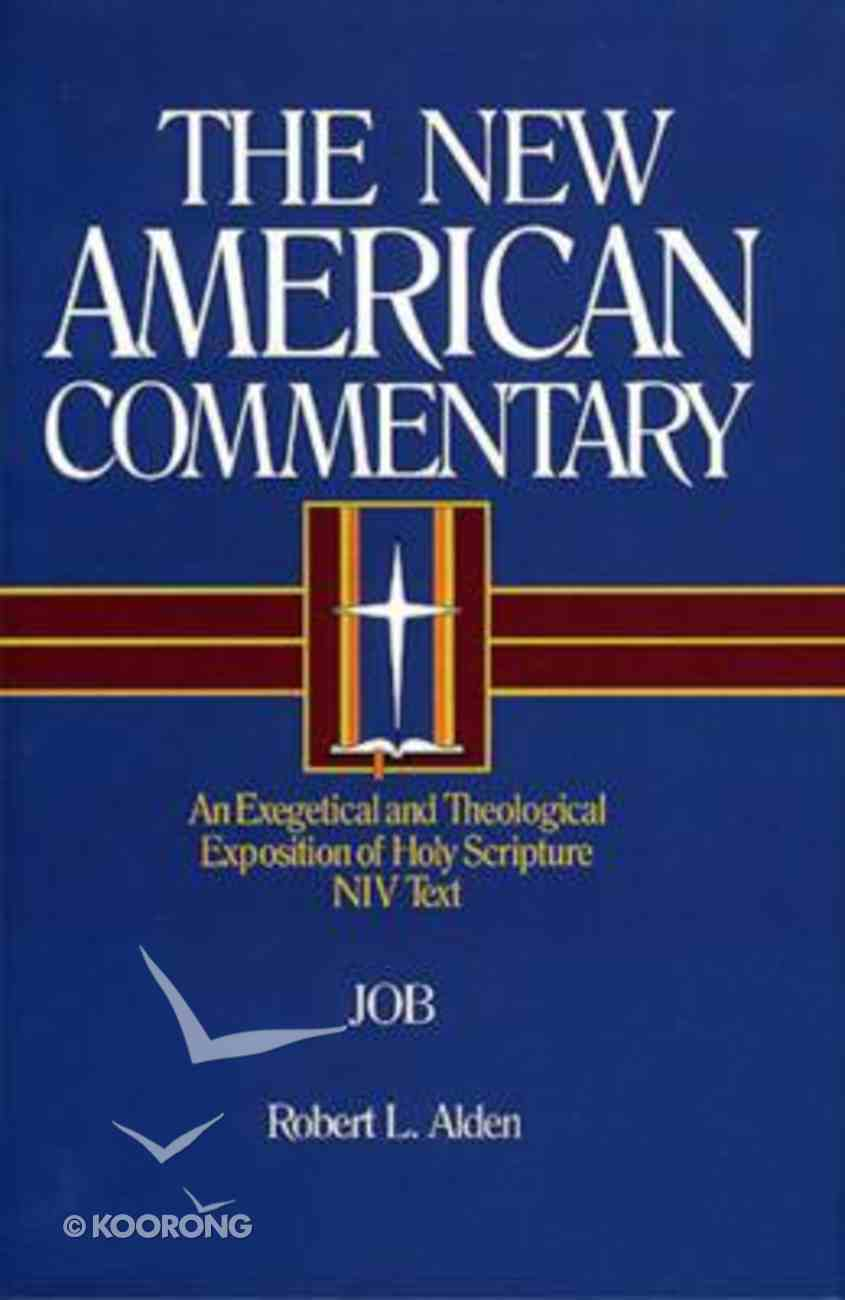 Job (#11 in New American Commentary Series) Hardback