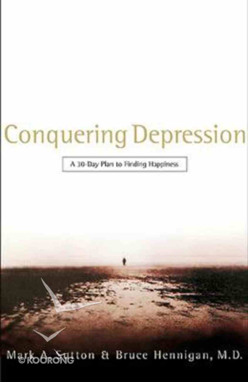 Conquering Depression Paperback
