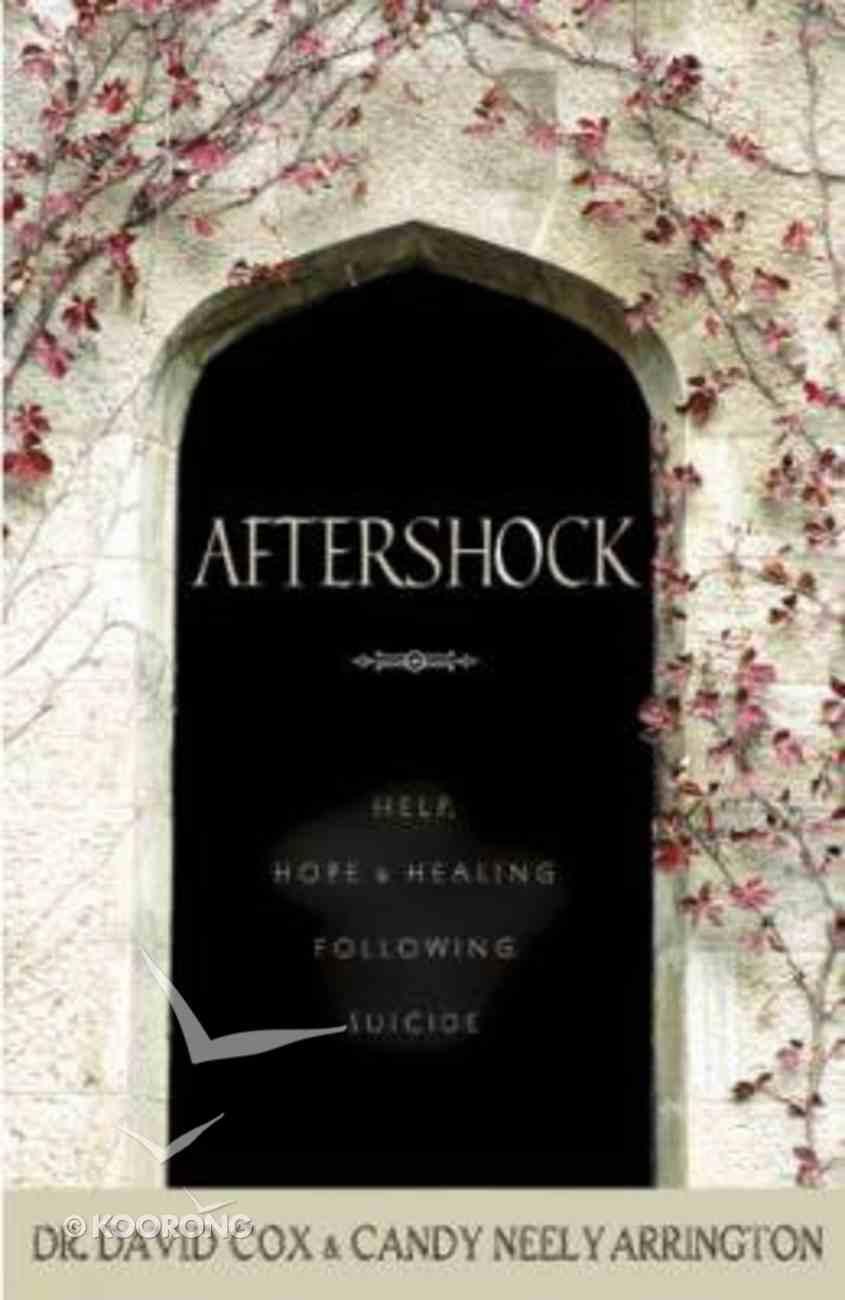 Aftershock Paperback