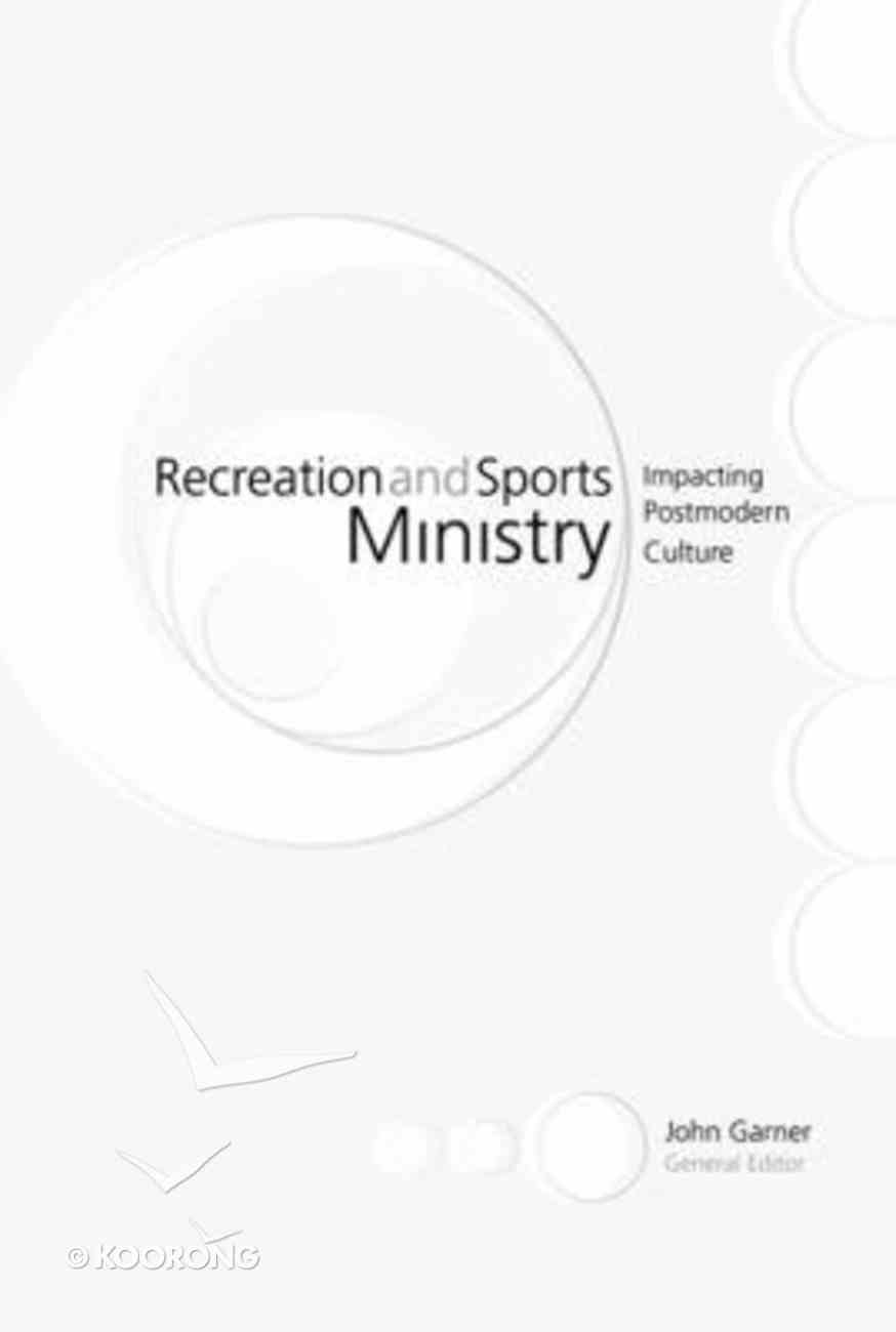 Recreation and Sports Ministry Hardback