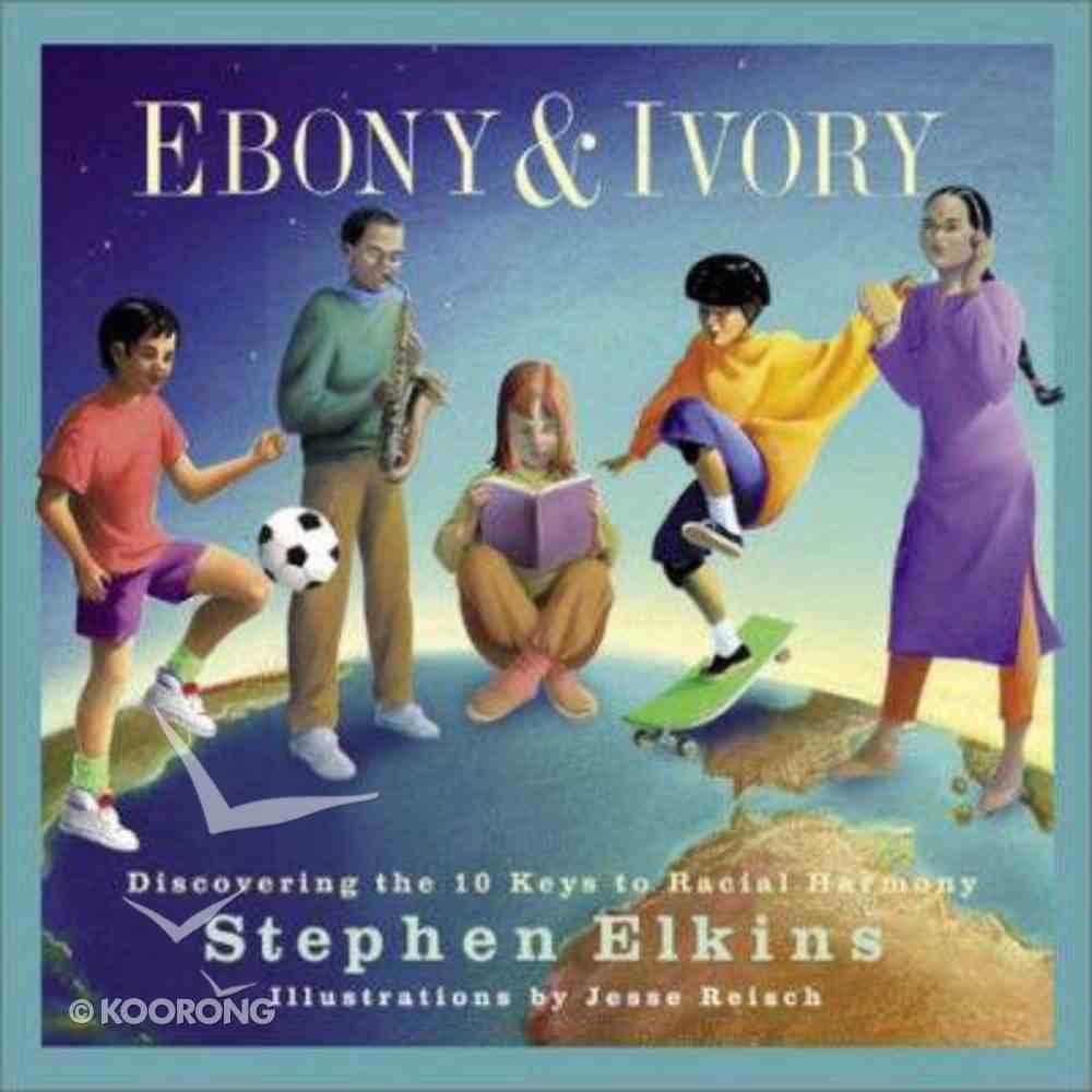 Ebony & Ivory Hardback