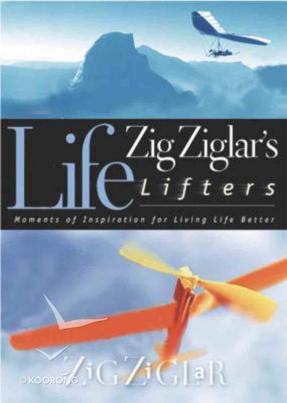 Zig Ziglar's Life Lifters Hardback