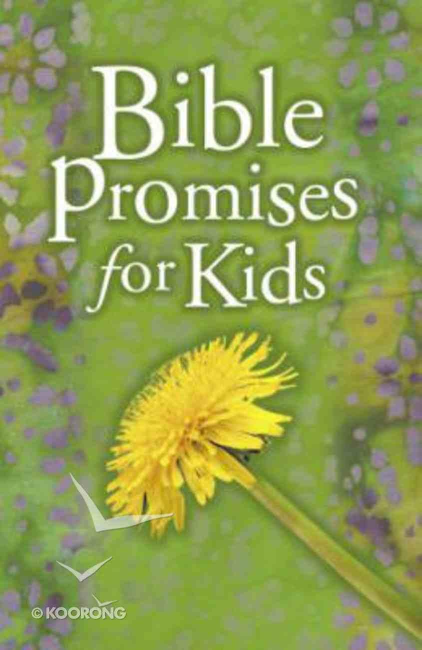 Bible Promises For Kids Paperback