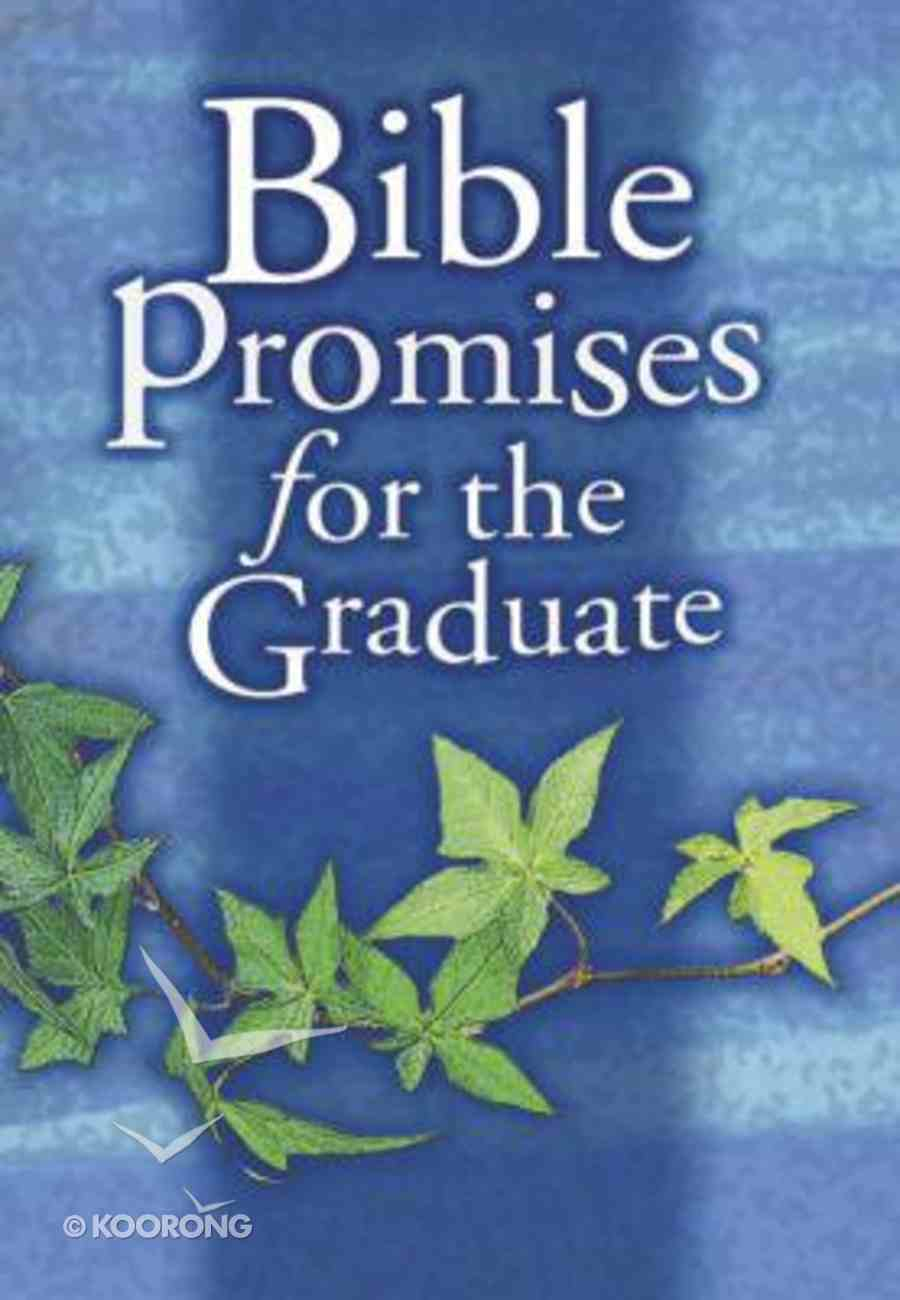 Bible Promises For the Graduate Paperback
