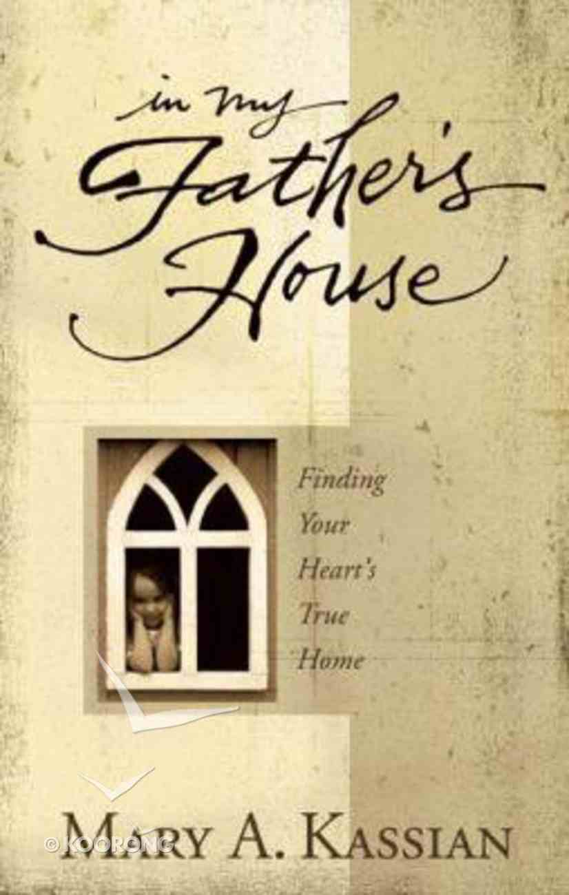 In My Father's House Paperback