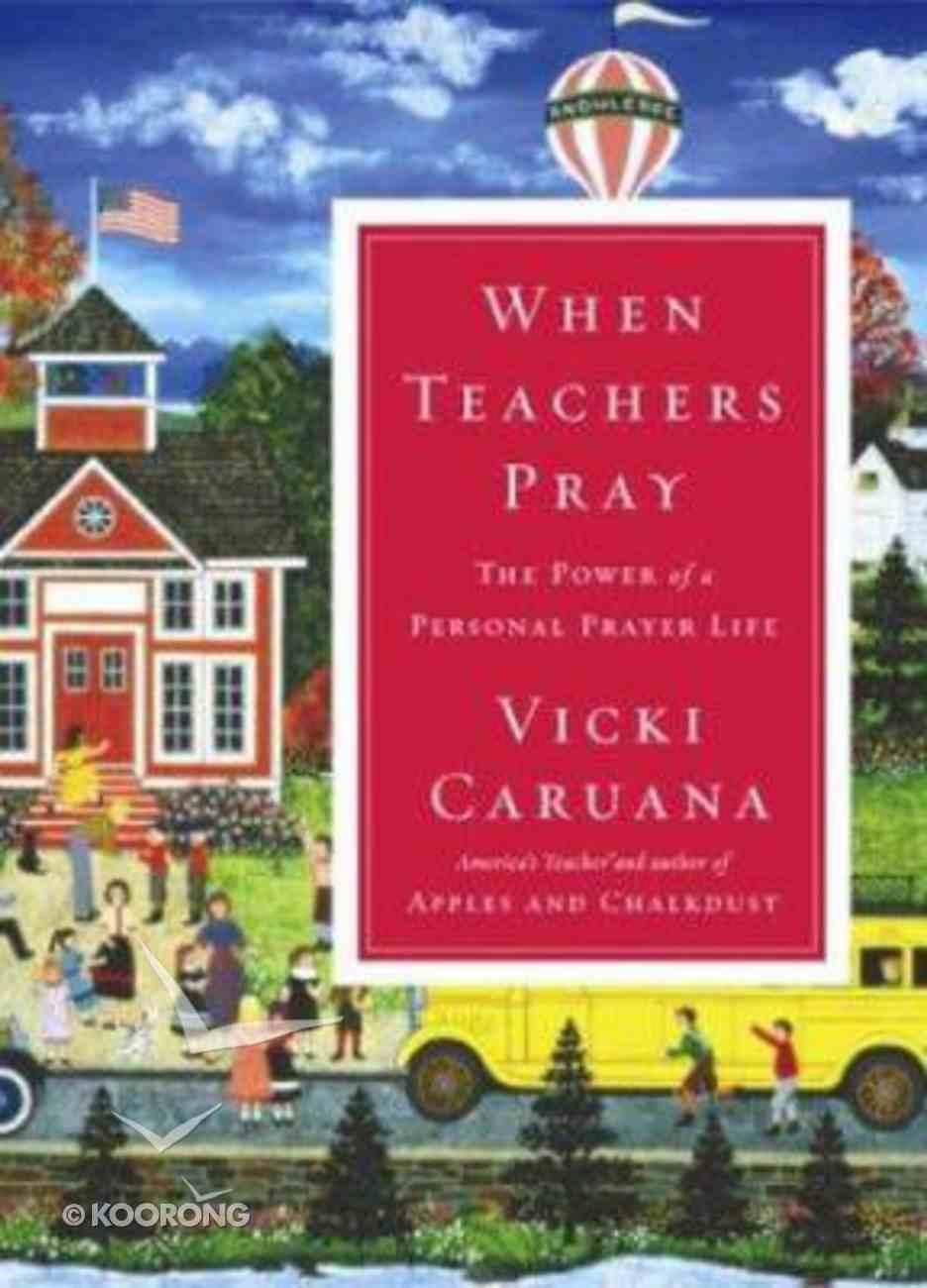 When Teachers Pray Hardback