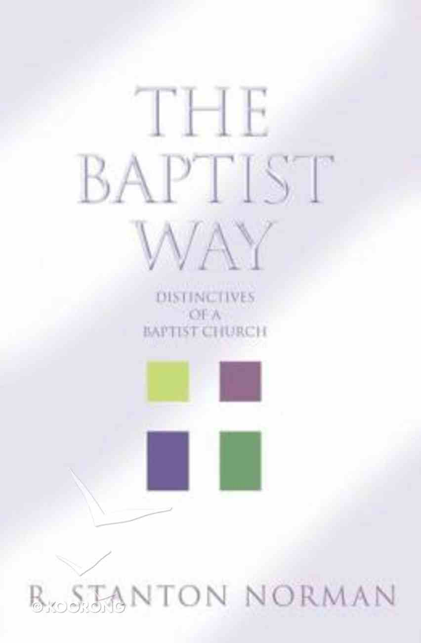 The Baptist Way Paperback