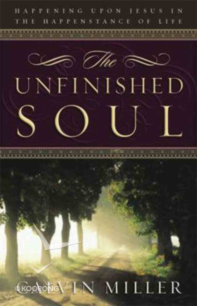 The Infinished Soul Hardback
