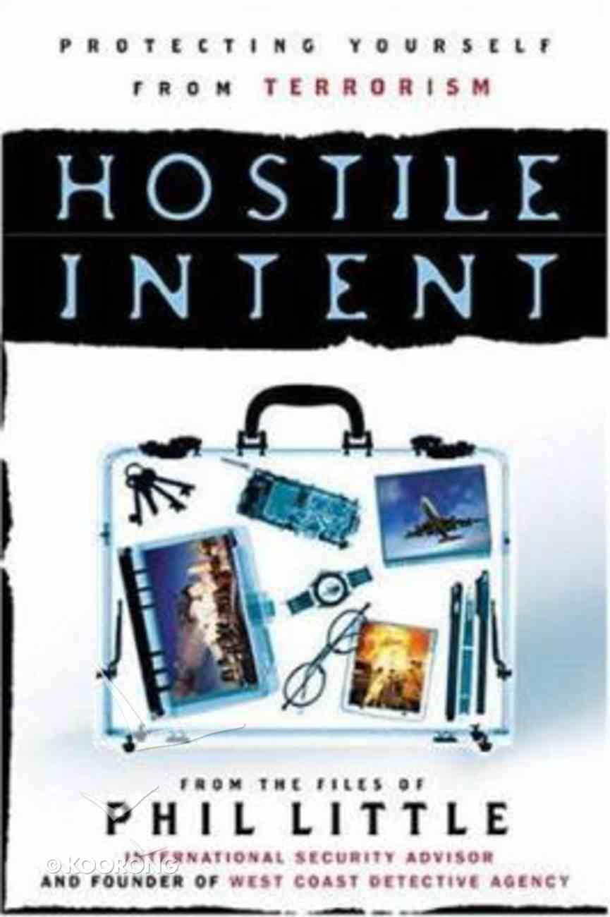 Hostile Intent Paperback