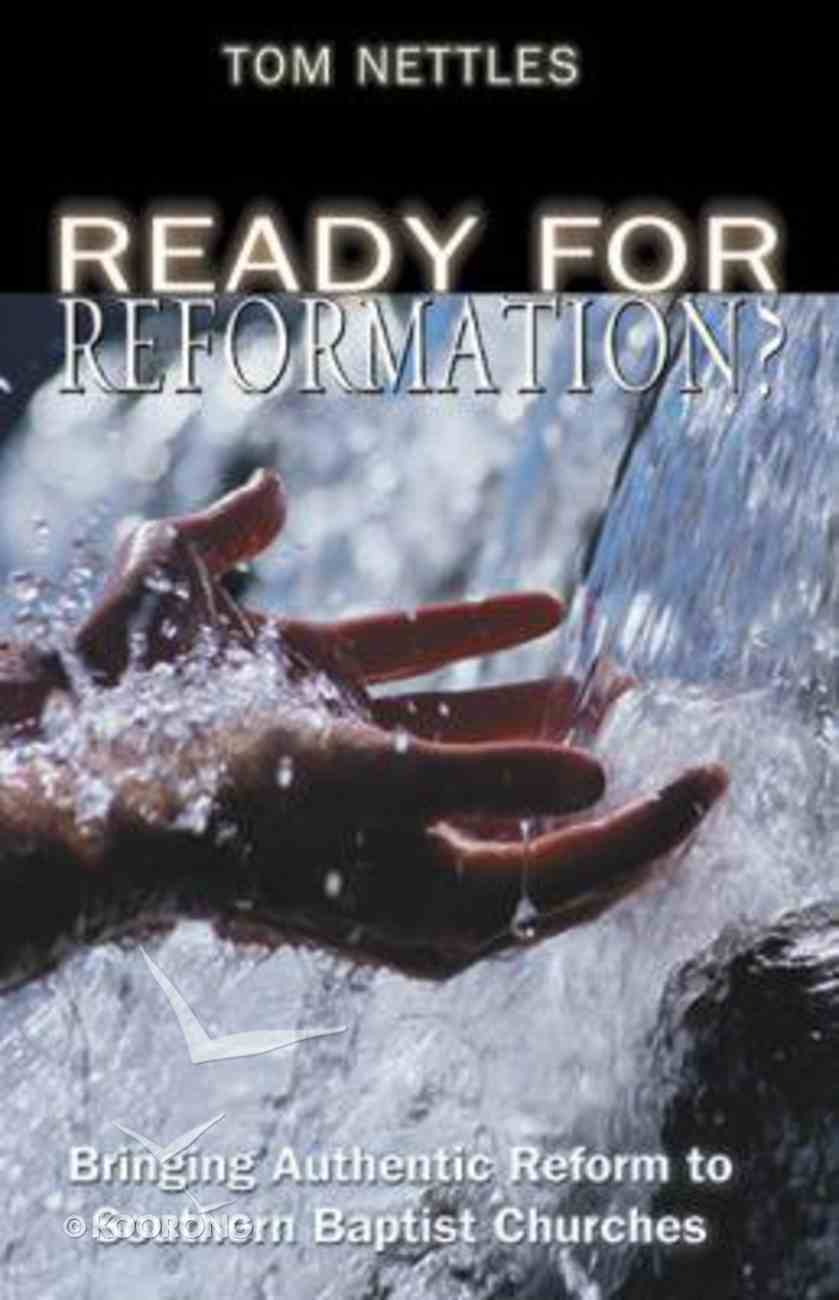 Ready For Reformation? Paperback