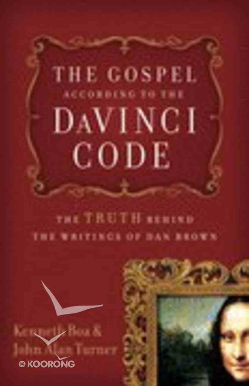 The Gospel According to the Da Vinci Code Paperback