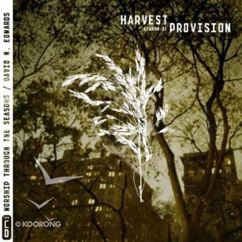 The Season of Provision - Autumn (Through The Seasons Series) Hardback