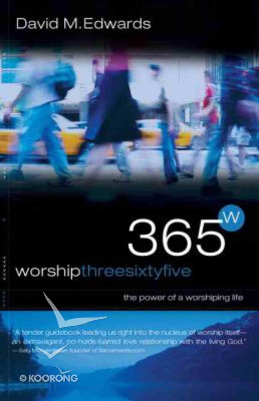 Worship 365 Paperback