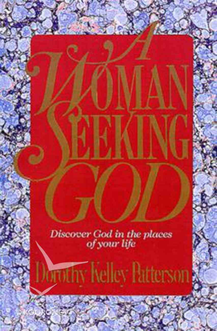 A Woman Seeking God Paperback