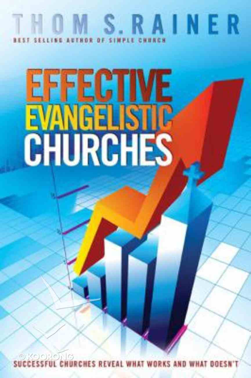 Effective Evangelistic Church Paperback