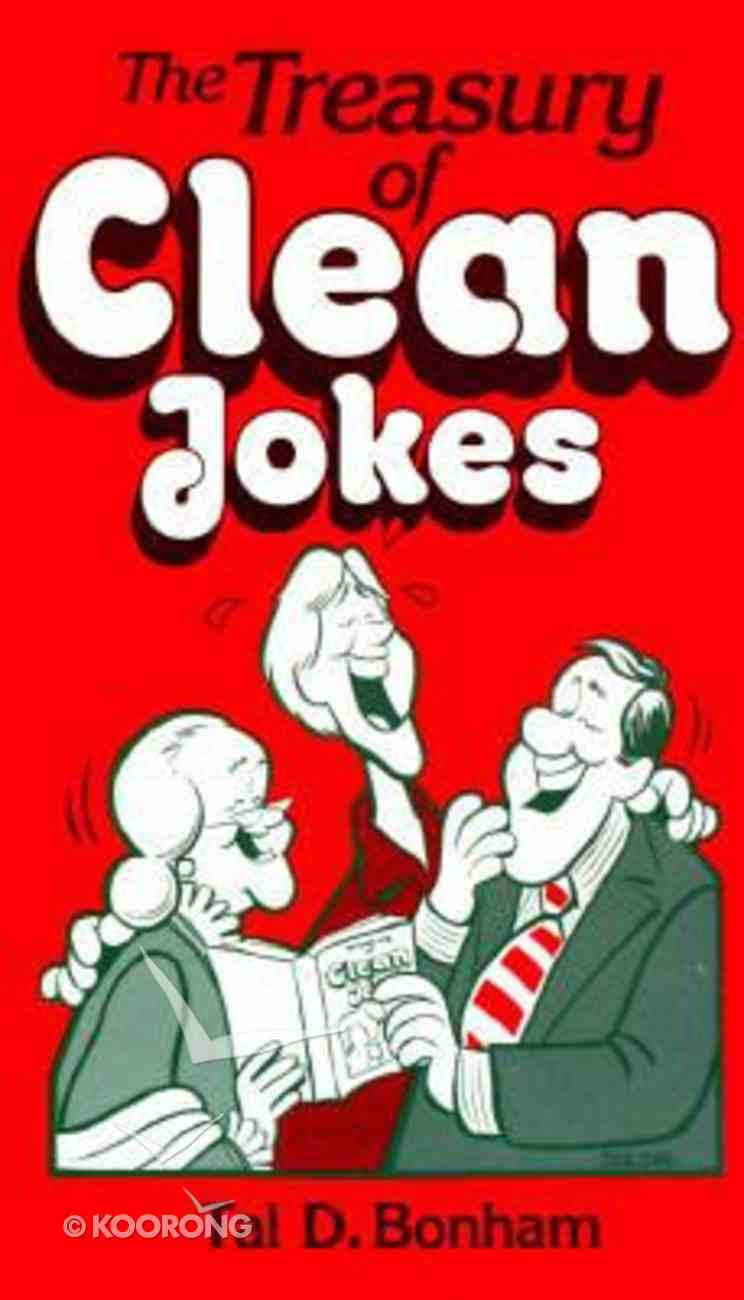 The Treasury of Clean Jokes Paperback