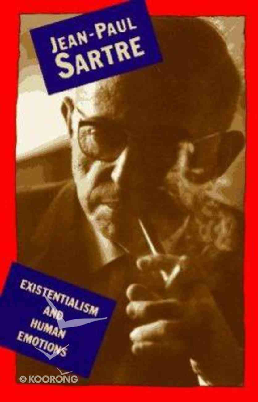 Existentialism and Human Emotions Paperback