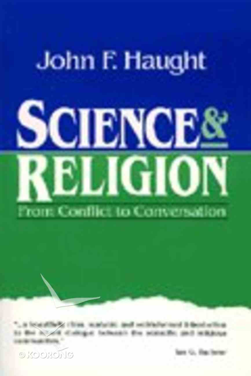 Science and Religion Paperback