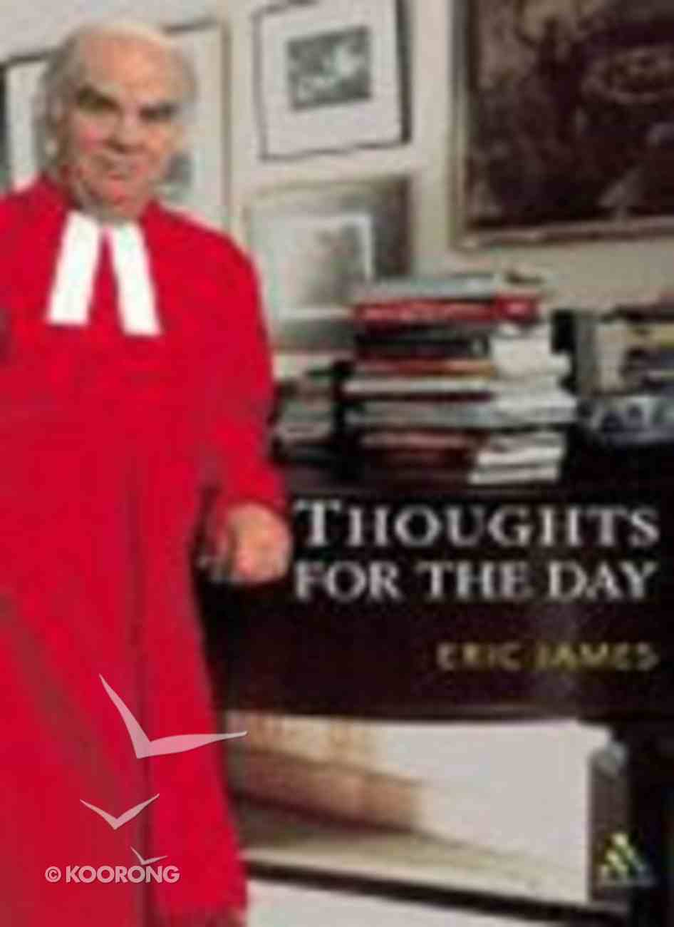 Thoughts For the Day Paperback
