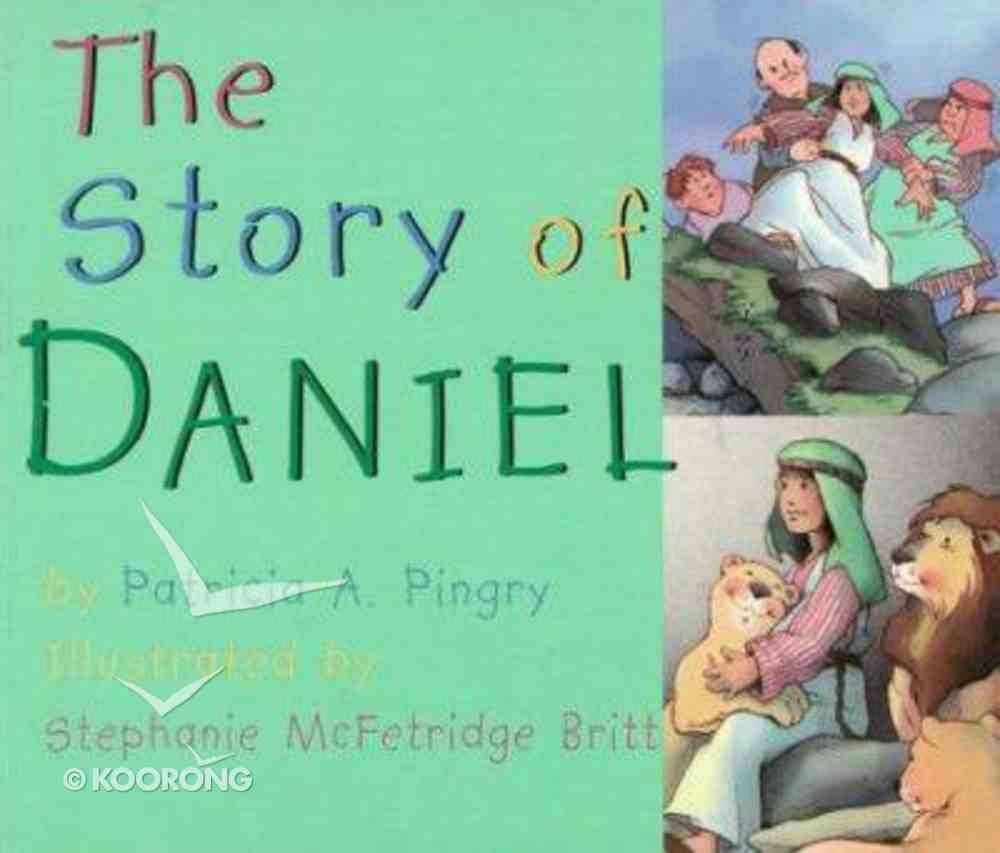 The Story of Daniel Board Book