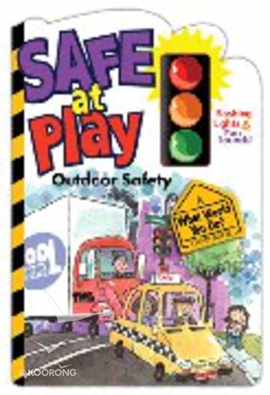 Wwudo: Safe At Play (What Would You Do? Game Book Series) Board Book