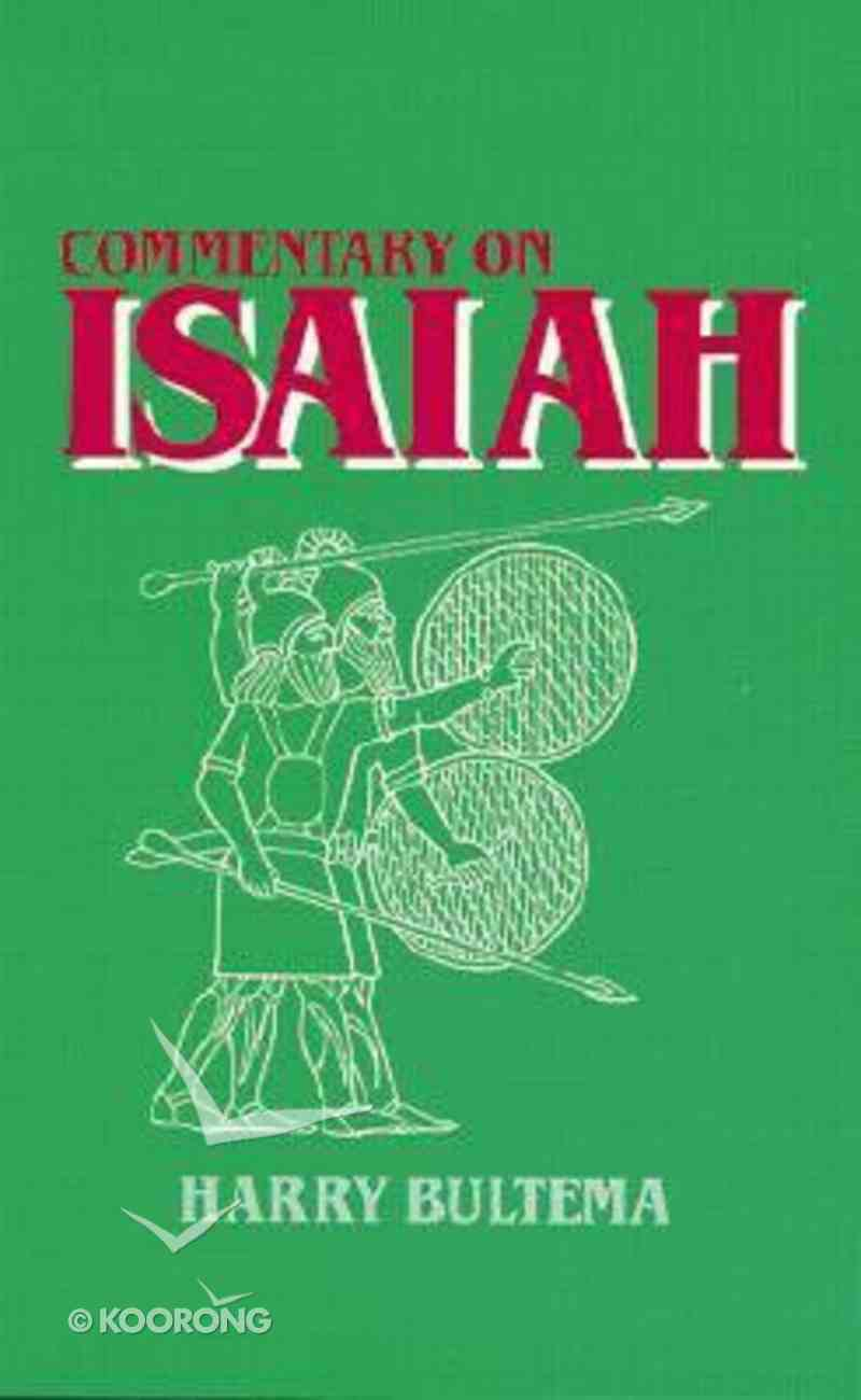 Commentary on Isaiah Paperback