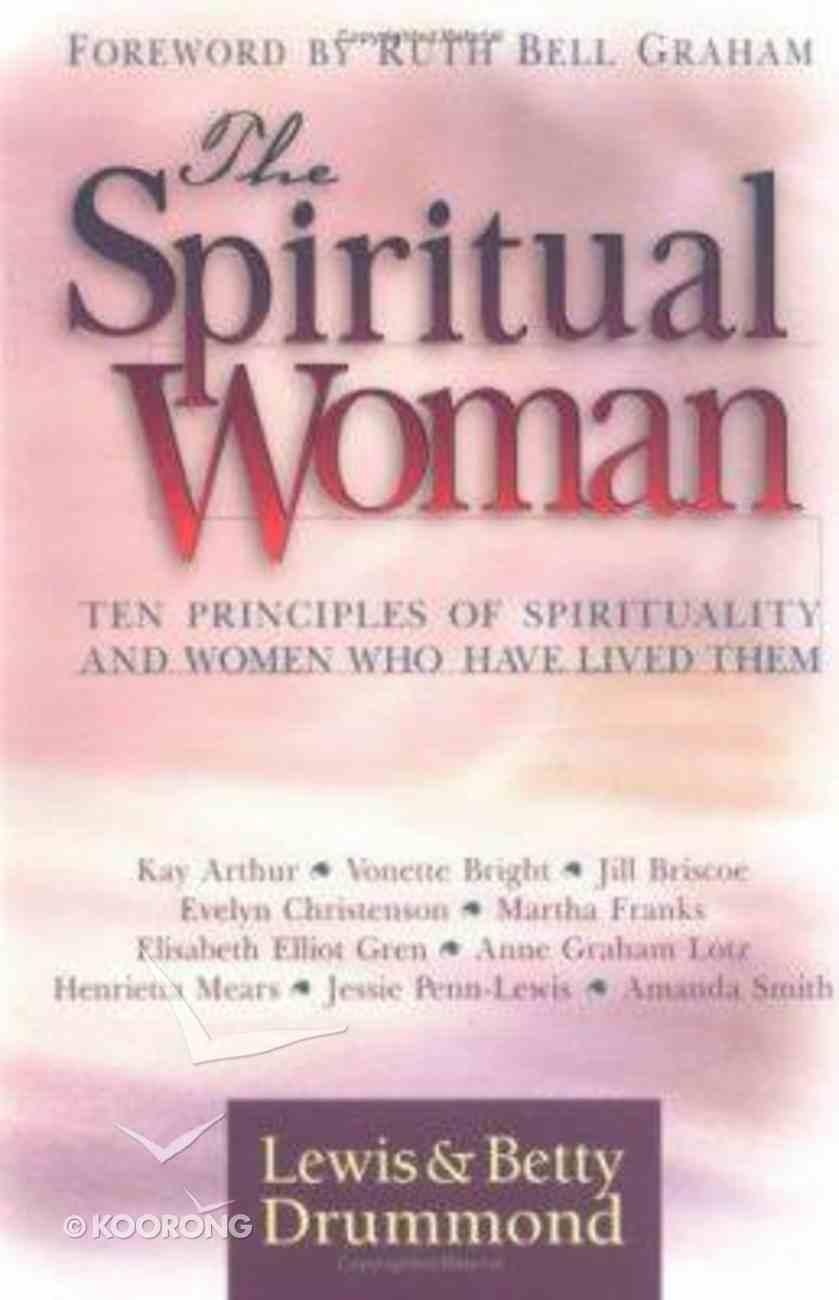The Spiritual Woman Paperback