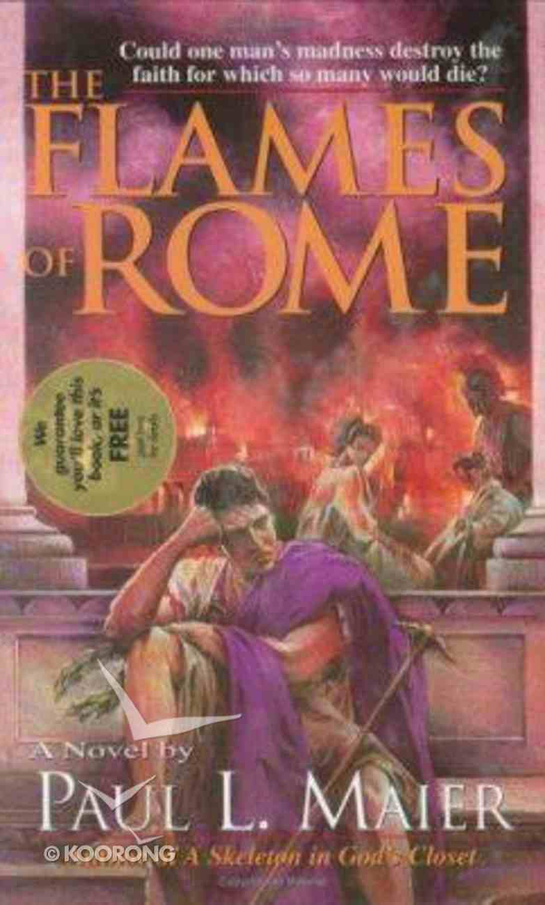 The Flames of Rome Hardback